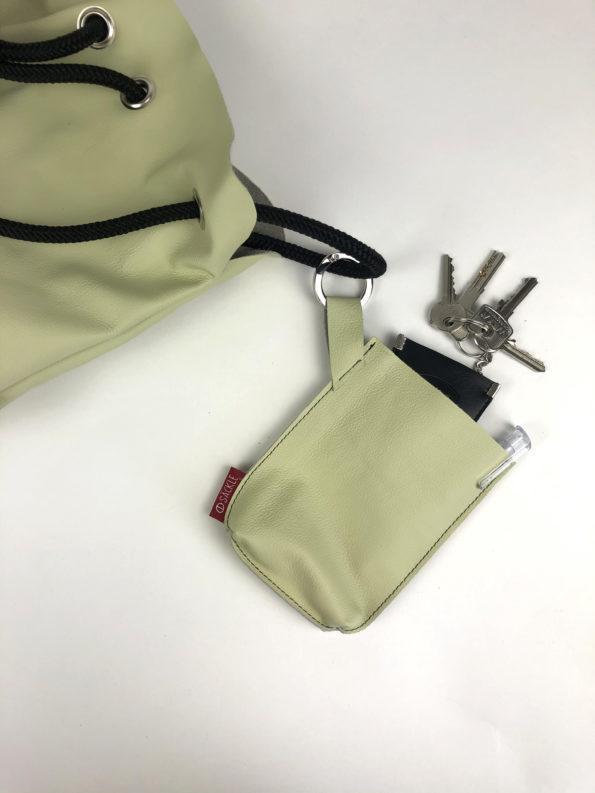 zitronengelb-innentasche